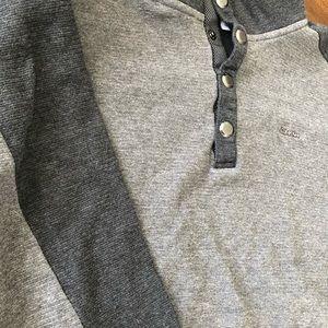 Calvin Klein Quarter Pullover